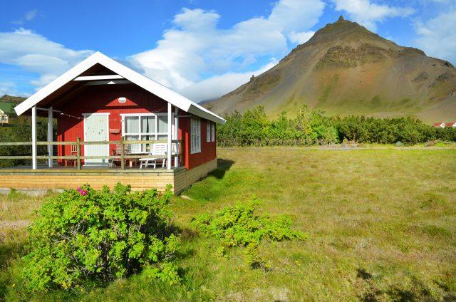 Ferienhaus auf der Snaefellsneshalbinsel - ideal für Familien mit Kindern