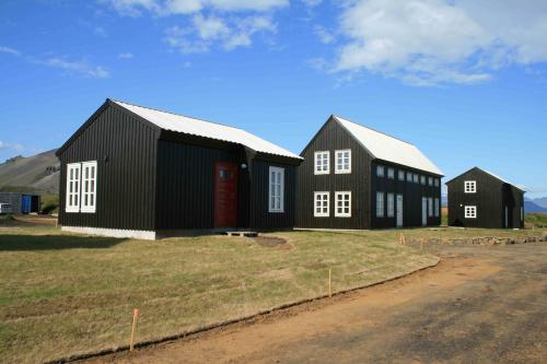 Westisländisches Ferienhaus