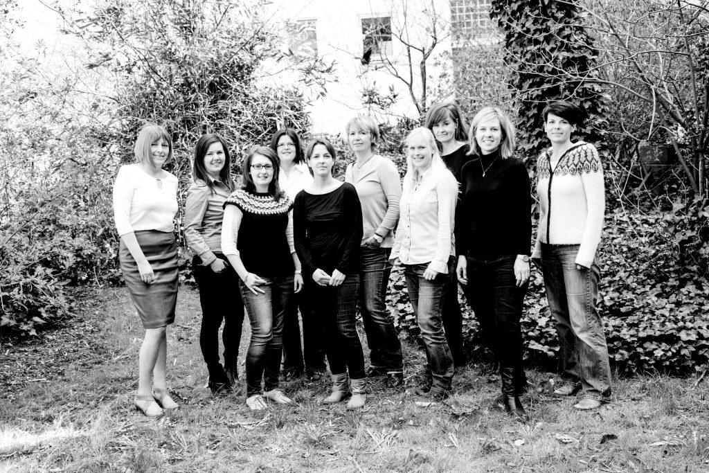 Das Team von Katla Travel