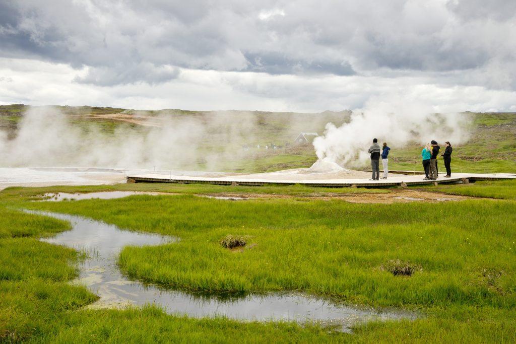 Rundreisen in der Gruppe auf Island
