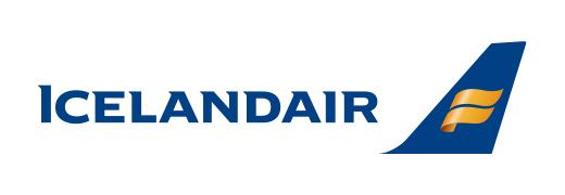Isländische Airline, Icelandair, Logo