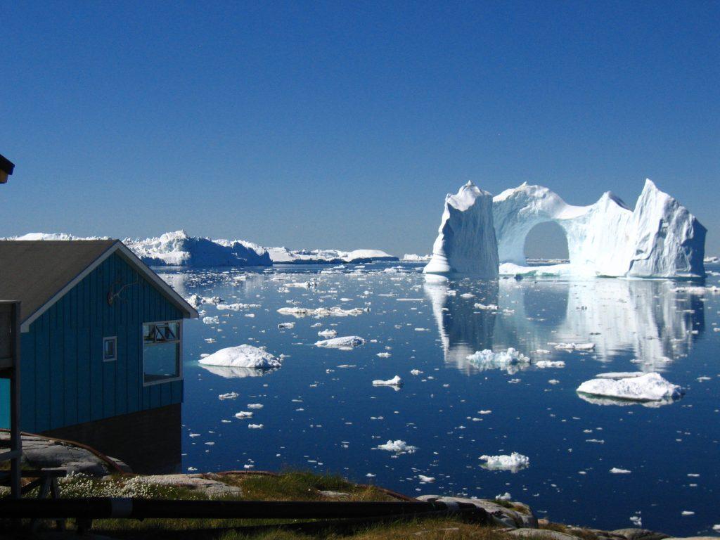 Westgrönland, Ilulissat - Eisberge