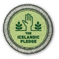 Logo Icelandic Pledge
