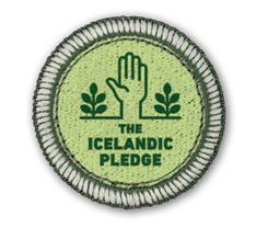Logo Icelandic Pledge