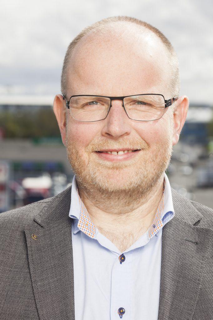 Pétur Óskarsson