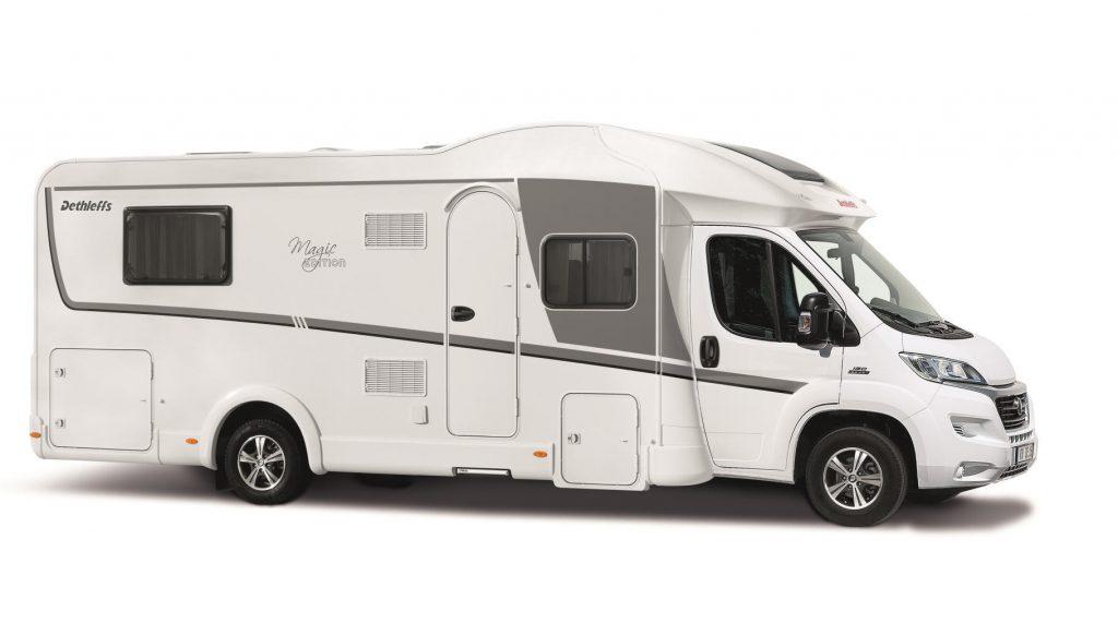 McRent Comfort Plus Wohnmobil