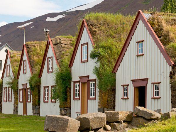 Freilichtmuseum Laufas bei Akureyri
