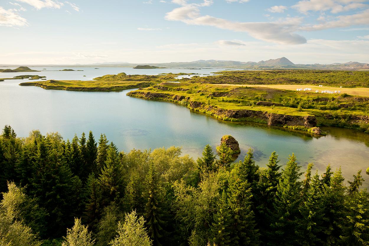 Island, Nordisland, Myvatn, See, Landschaft, Natur, WerbungPR, 7/2014