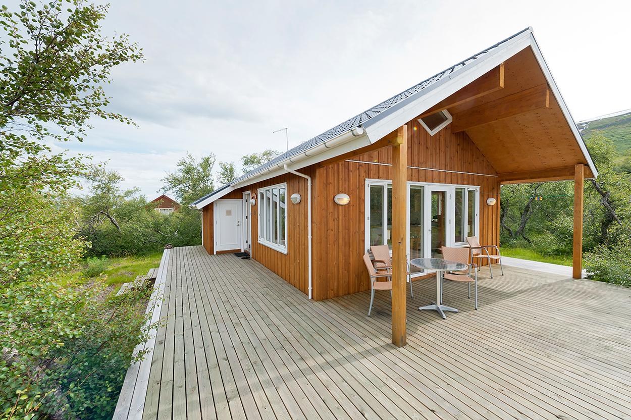 Europa, Island, Nordisland, bei Akureyri, Ferienhaus Hrafnasteinn, N337, WerbungPR, 7/2014