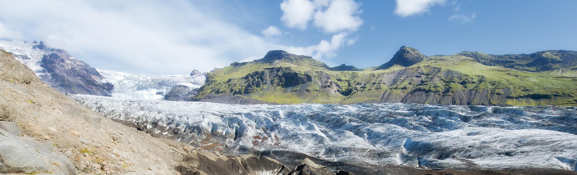 Island - unaufhörliche Urkraft