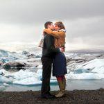 Hochzeit an der Gletscherlagune, Jökulsarlon
