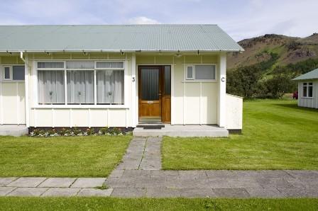 Ferienhaus SPA Apartement Hekla in Südisland