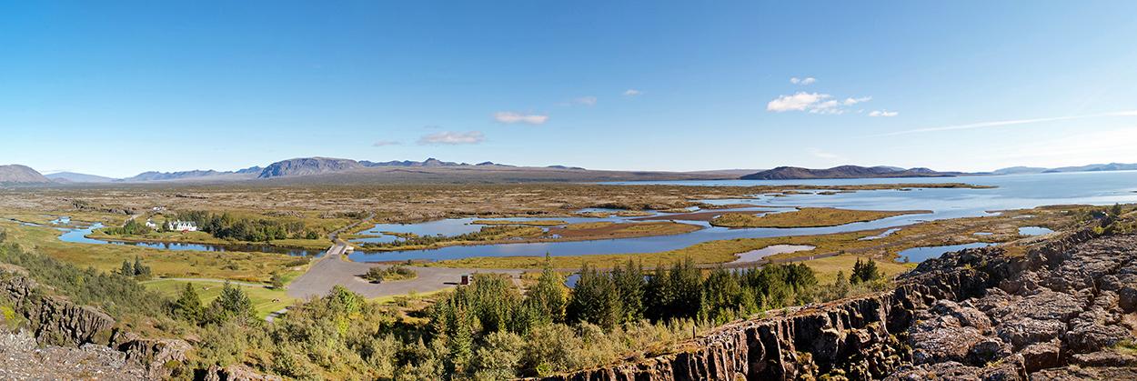 Island, Suedisland, Südisland, Nationalpark Thingvellir, See, Thingvallavatn,