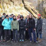 Katla Team Gruppenfoto in Island im Hochland