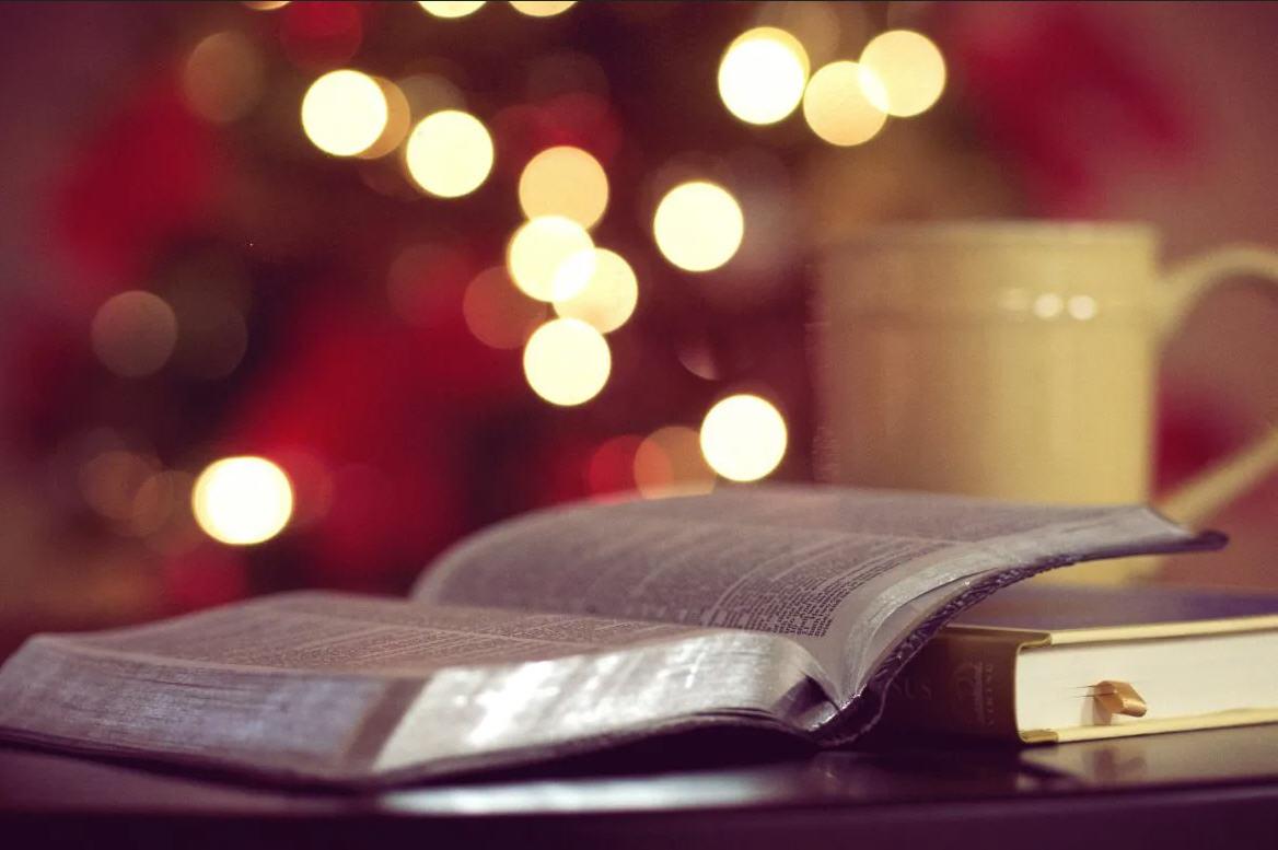Buch an Weihnachten