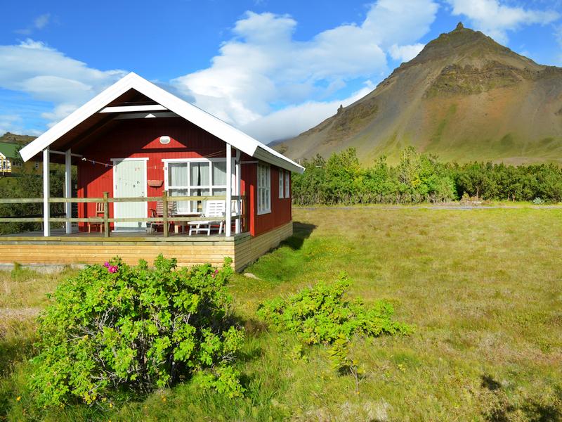 Ferienhaus in Island