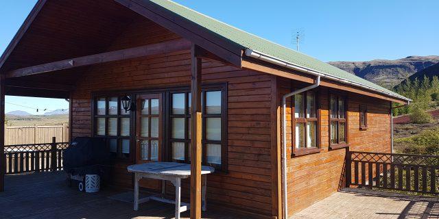 Ferienhaus in Südisland