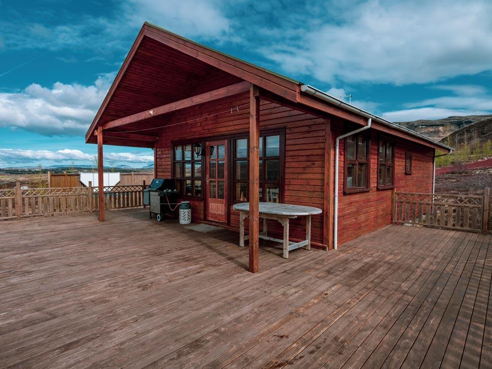 top1 ferienhaus in südisland oskasteinn