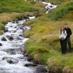 Trauung bei Isafjördur, Heiraten in Island