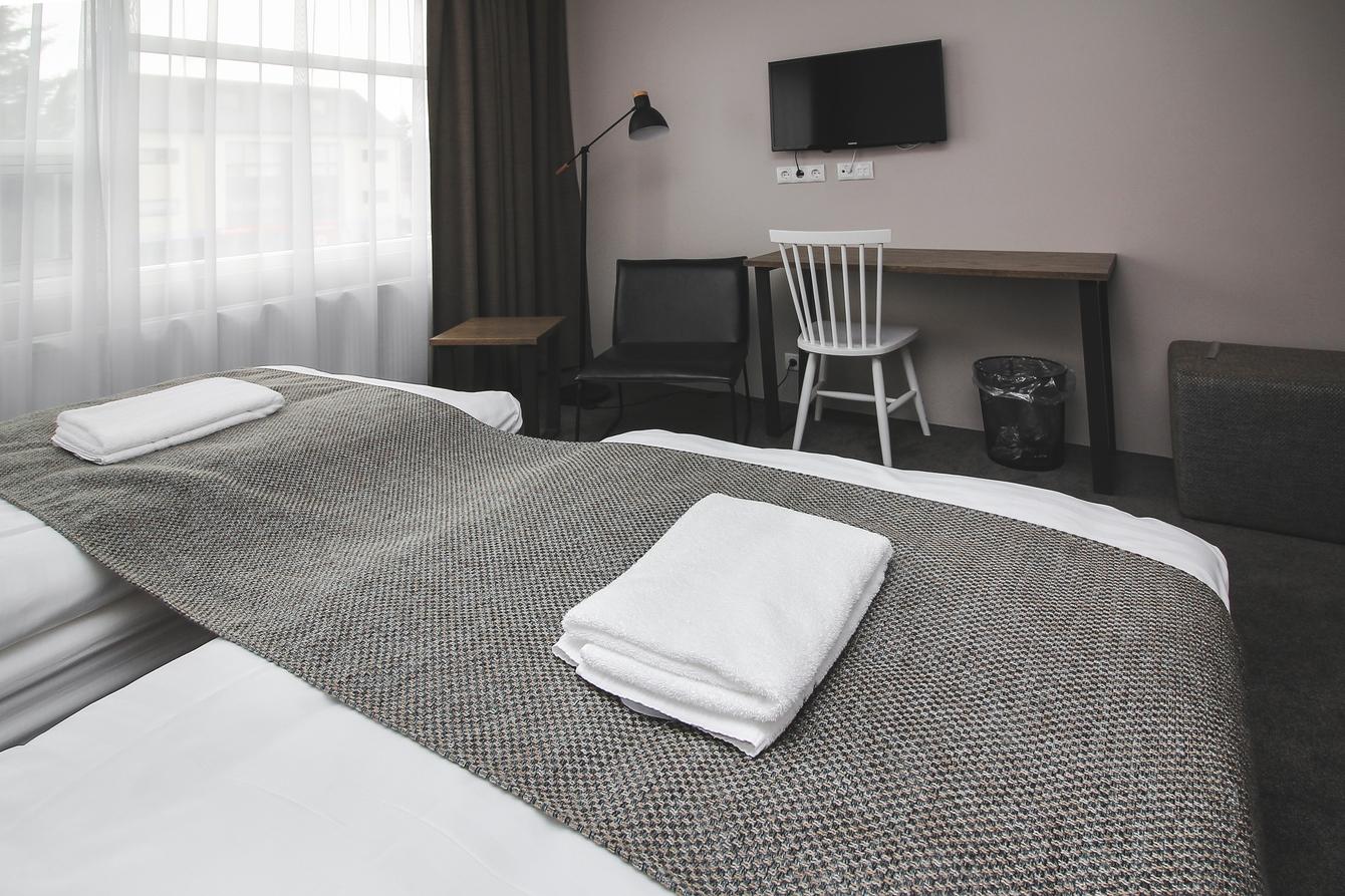 Doppelzimmer in Hotel Bella