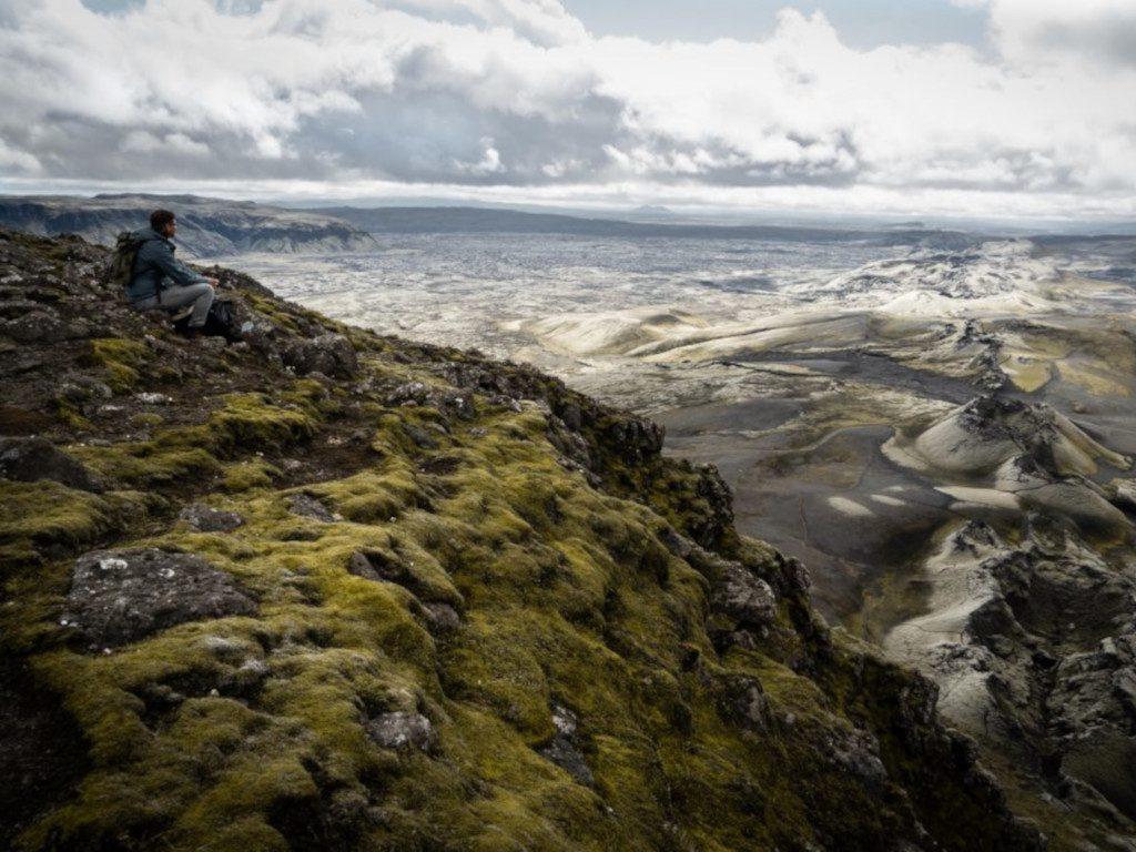 Hochland von Laki in Island