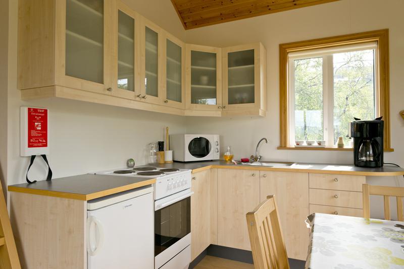 Ferienhausbeispiel, Haus Huldusteinn, Küche