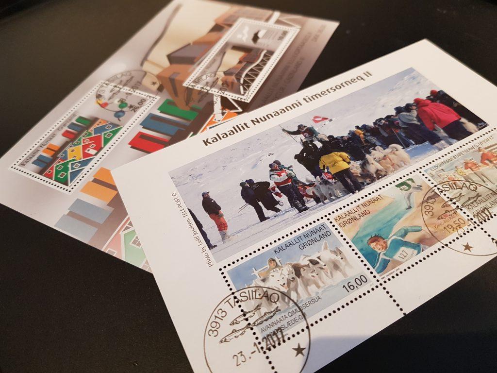 ostgroenland-briefmarken