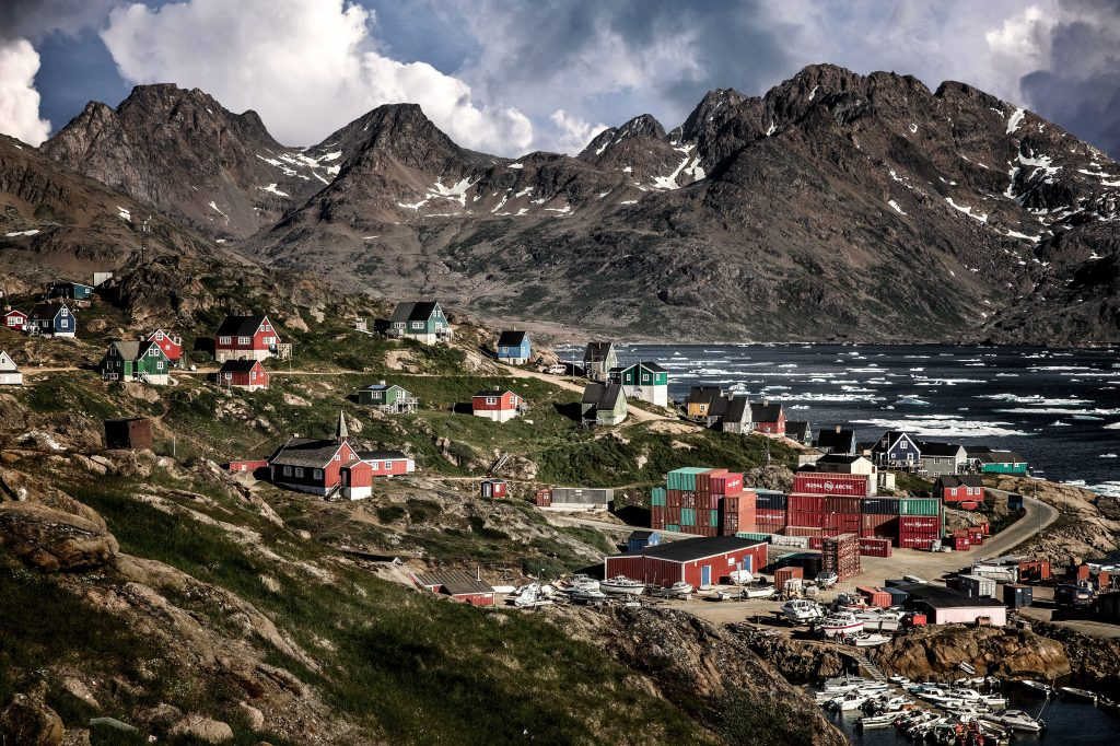 Photo by Mads Phil - Visit Greenland
