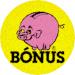 Logo vom Supermarkt Bónus