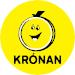 Logo vom Supermarkt Krónan