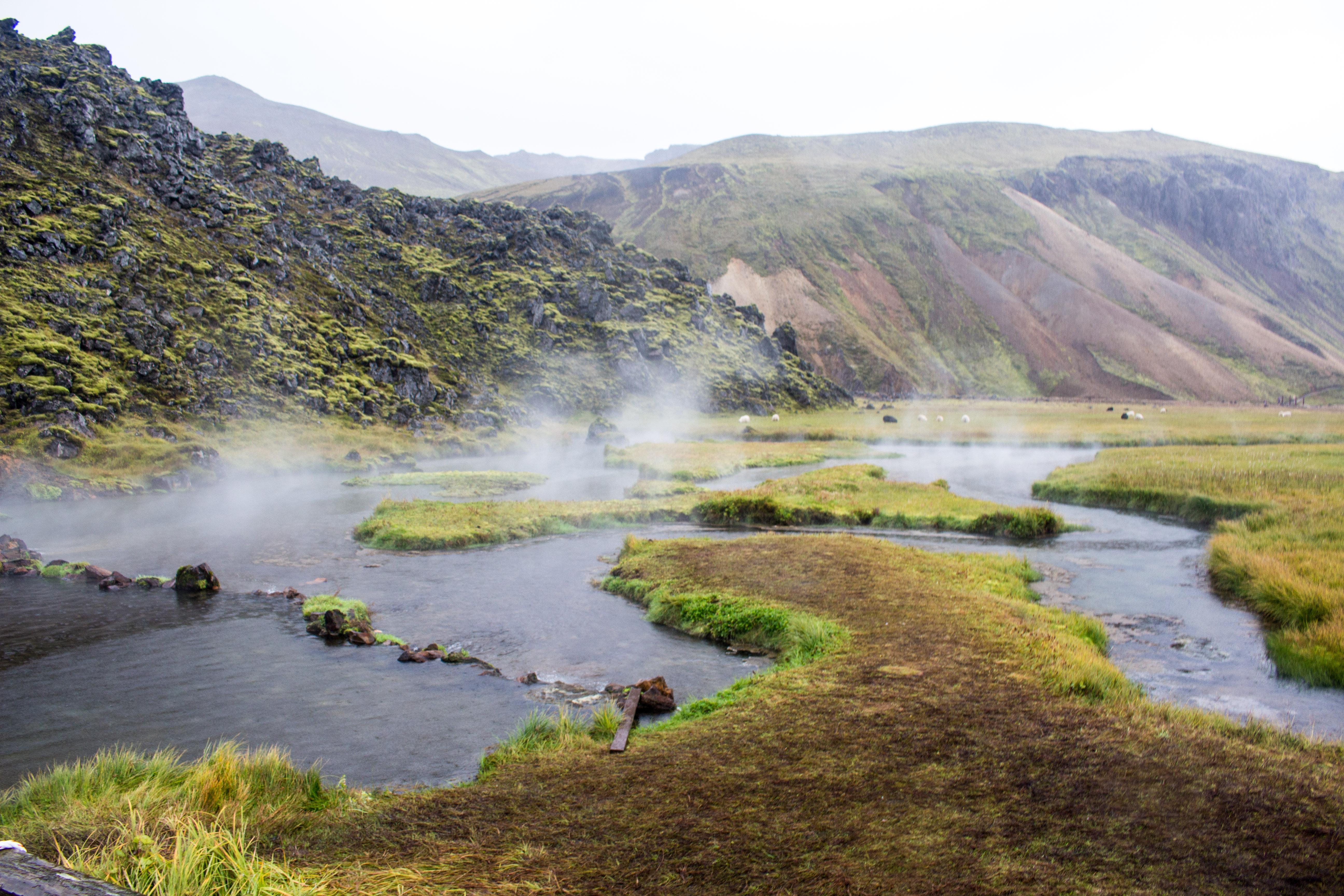 Abenteuer Und Reisen Island